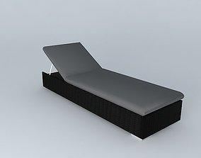 Sunbathing ANTIBES houses the world 3D model