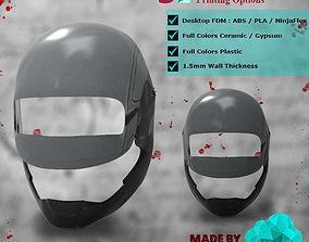 RoboCop 3D Print Mask