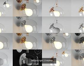 3D Miconos light