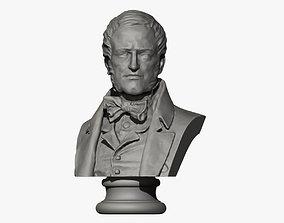 3D printable model Franz Anton Ritter von Gerstner