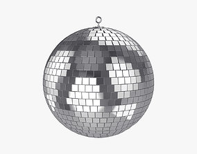 Disco Ball interior 3D