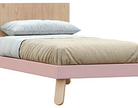 3D model NUK SINGLE BED 2 by NIDI