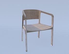 interior armchair Arm Chair 3D model