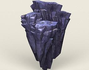 3D model Stone Rock 02