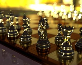 Chess 3D animated