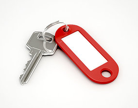 3D model Key and Tag