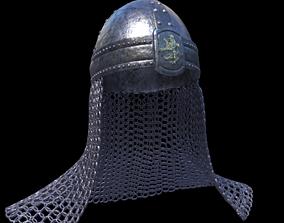 Warrior Helmet game-accessories 3D printable model