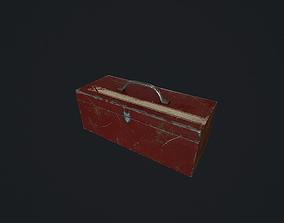 3D model Toolbox pbr