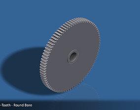 hobby 3D printable model 80-Tooth Spur Gear 03