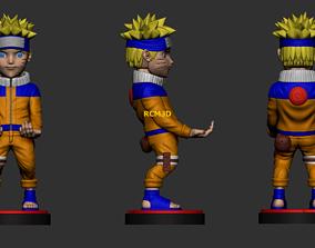 Naruto cellphone and joystick holder 3D printable model