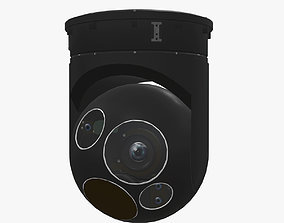 Wescam L3 Black 3D model