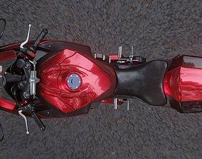 3D suzuki gsx 750 Bike
