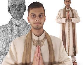 Indian Fiance 3D model