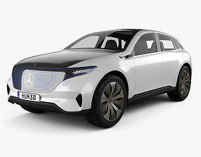Mercedes-Benz EQ 2017 3D