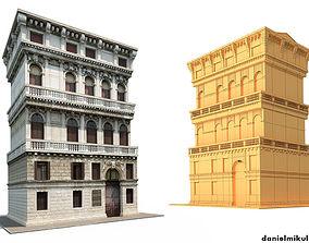 3D asset Aparmtne House 162