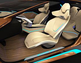 3D automobile seats