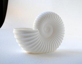 3D printable model Shell Planter
