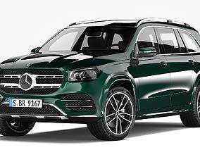 Mercedes Benz GLS Class 2020 3D model