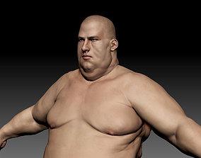 Male body 09 3D