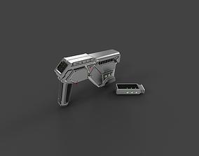 Weapon Concept Series Model R-AI3L Fantasy Futuristic