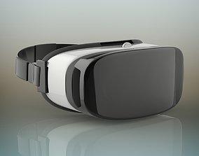 3D model Samsung Gear VR