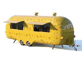 Food Truck ENK-8 3D