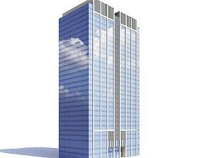 Skyscraper 3D Model city