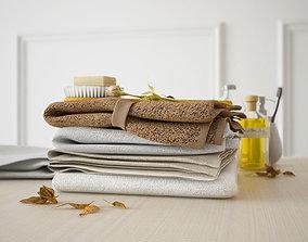 3D furniture Towels
