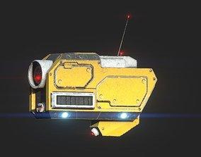 Surveilance Bot 3D model