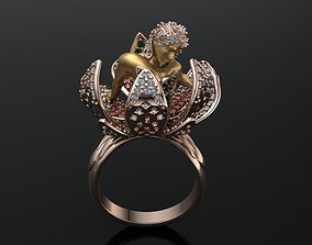 3D print model MAGERIT RING