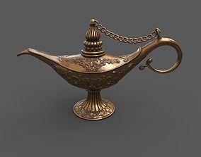 3D model Magic Oil Lamp