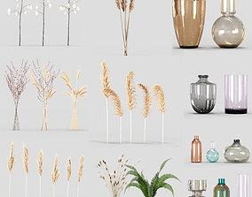 Decorative Set No3 3D model