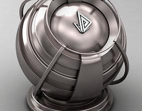 VRAY SHADER---METAL---Manganese 3D