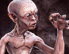 3D printable model Gollum