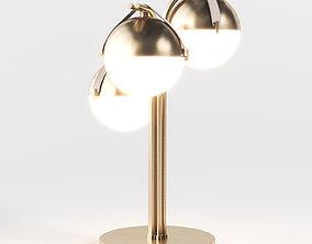 Turri ECLIPSE Table lamp 3D model