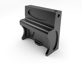 3D printable model Keychain Piano