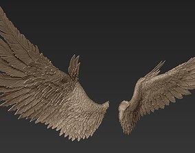 Wings 2 Zbrush Sculpt 3D
