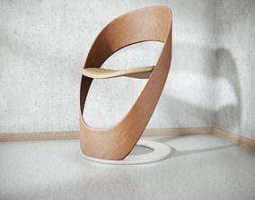 Design Bar Stool 3D model