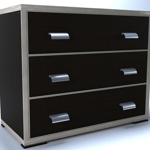 Chest of drawers Bolero