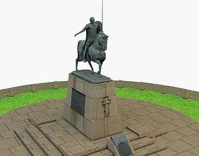 3D model Alexander Nevsky