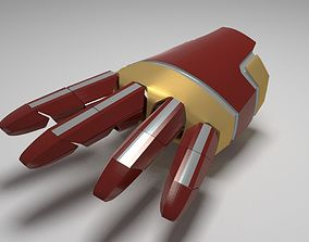 iron Iron Man Mk 46 Hand 3d print ready model