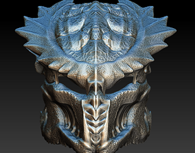 3D Predator Crab Bio mask