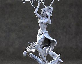 3D print model Savage Storm