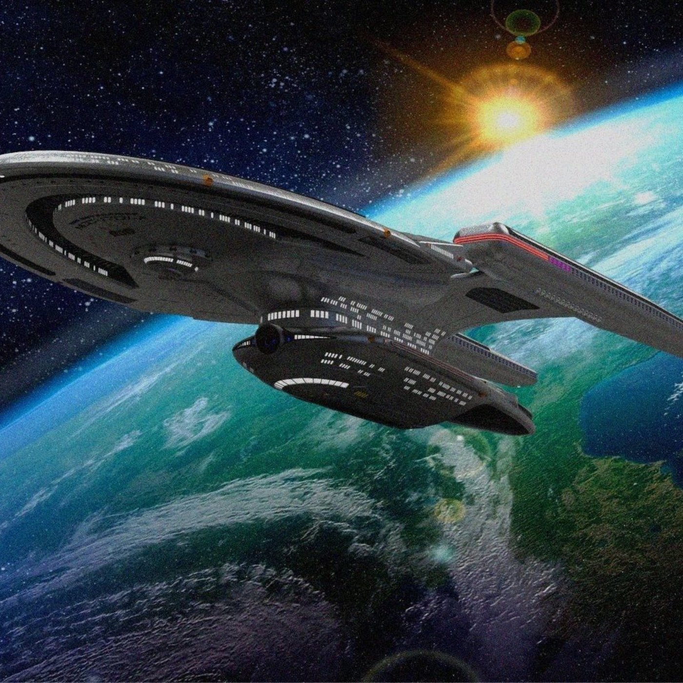 Star Trek Uss Enterprise Ncc 1701 F Cgtrader