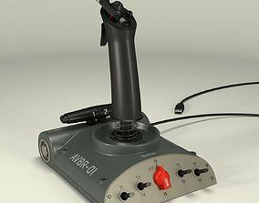 3D Saitek AV8R joystick