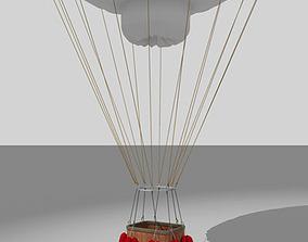 3D Balloon gas