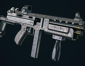 3D model Thompson MK-2