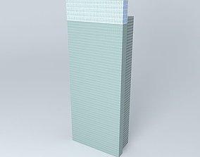 Jing An Kerry Center 3D
