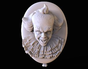 3D printable model PENNYWISE CLOWN IT