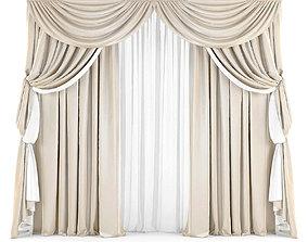Curtain 3D model 59